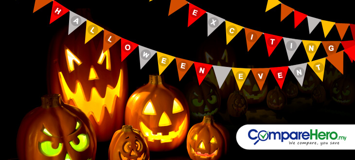 7 Halloween Events in KL | CompareHero Malaysia
