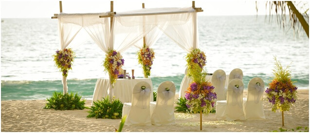 Beach Weddings Asia | CompareHero