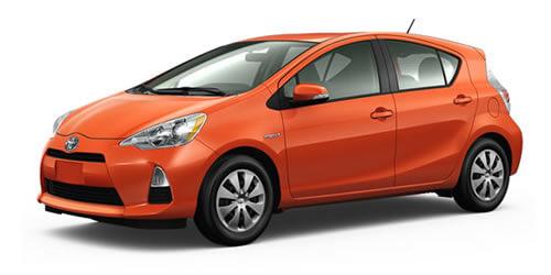 Top 5 Fuel-Efficient Cars in Malaysia   Toyota Prius c