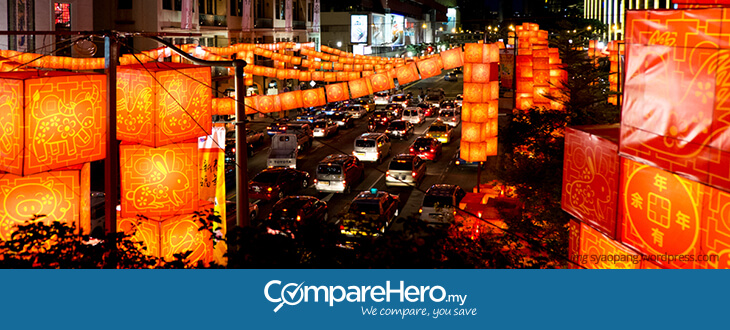 Keeping Safe on the Road this Chinese New Year | CompareHero Malaysia