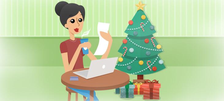 Money saving tips for Christmas gift shopping.
