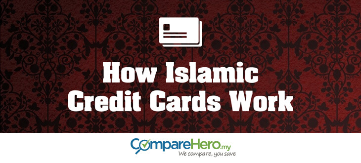 Islamic credit cards, kad kredit islamik