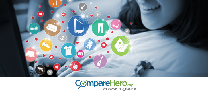 Online Shopping: Local vs. International e-Commerce Websites | CompareHero.my
