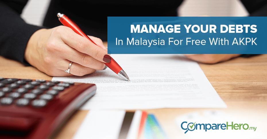 manage your debts in Malaysia free with AKPK