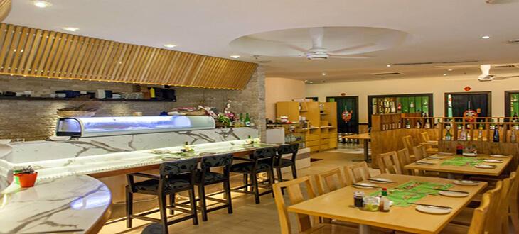mitasu japanese restaurant, mitasu KL