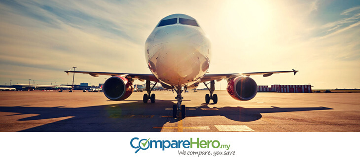 How Much Are The Add-On Charges On Budget Airlines? | CompareHero.my