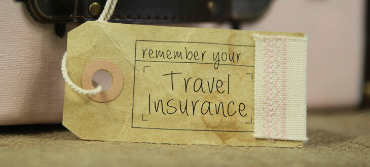 remember your travel insurance