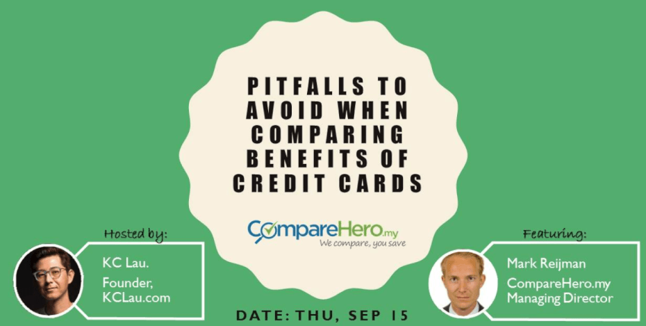 pitfalls credit card