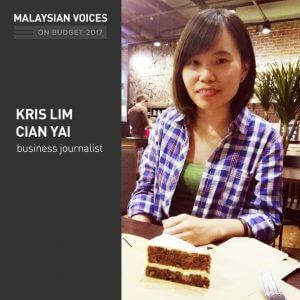 Kris Lim Budget 2017