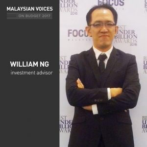 William Ng Budget 2017
