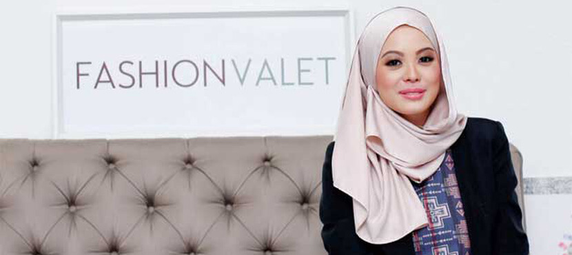Fashion Valet Vivy Yusof