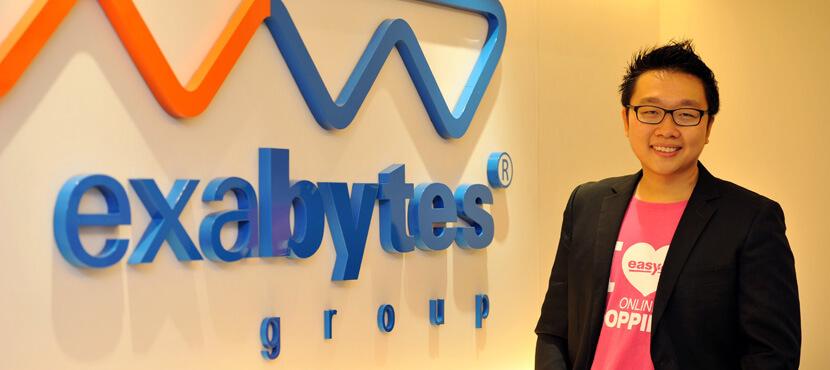 Chan Kee Siak Exabytes Network