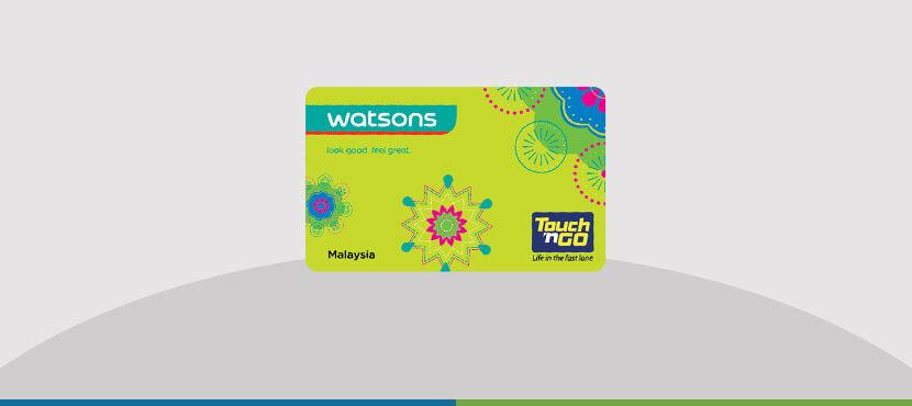 watsons vip card