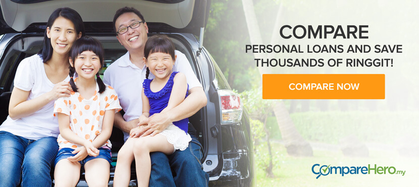 compare personal loans and save thousands of ringgit