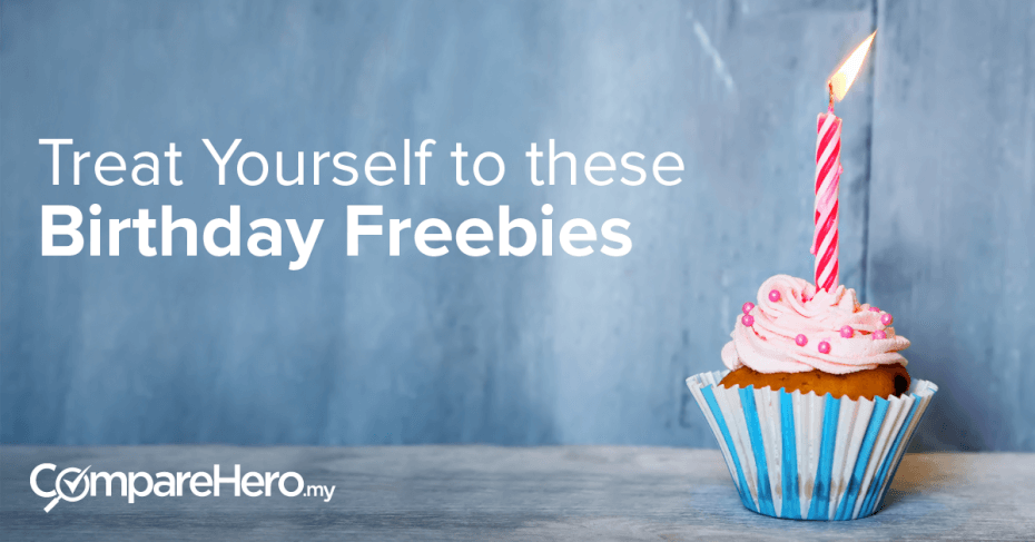 On A Tight Budget 30 Birthday Freebies Up For Grabs
