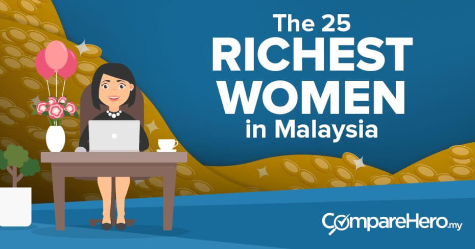 Womens Day 25 Richest Women in Malaysia