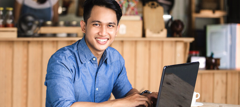 online freelance job