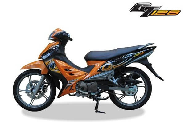 Top 10 Fuel Efficient Motorcycles In Malaysia Under RM12k