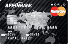 Affin Bank World Mastercard