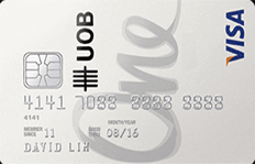 UOB One Card Visa