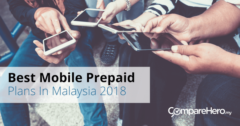 2019 Best Mobile Prepaid Plans In Malaysia | CompareHero