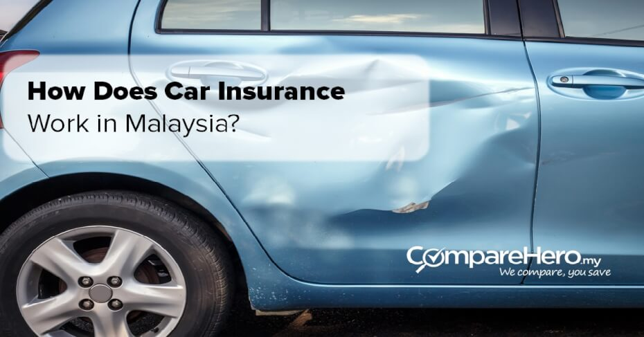 how does car insurance work in Malaysia
