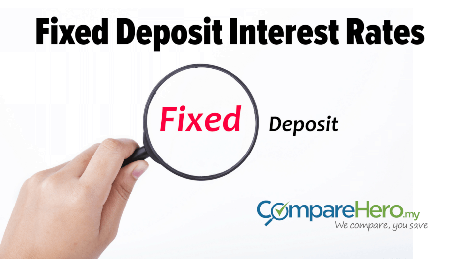 Fixed Deposit Interest Rates In Malaysia Comparehero