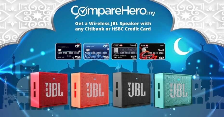 Free JBL Speaker