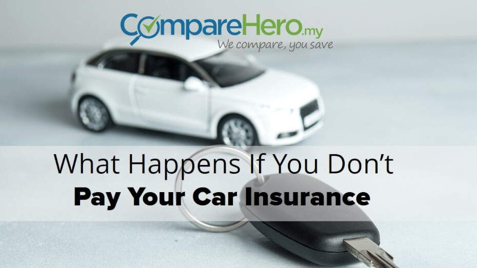 What Happens If You Don't Pay Your Car Insurance Premium