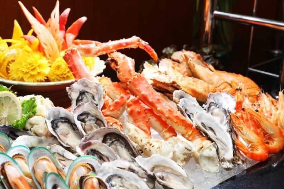 maybank credit card buffet deals seafood