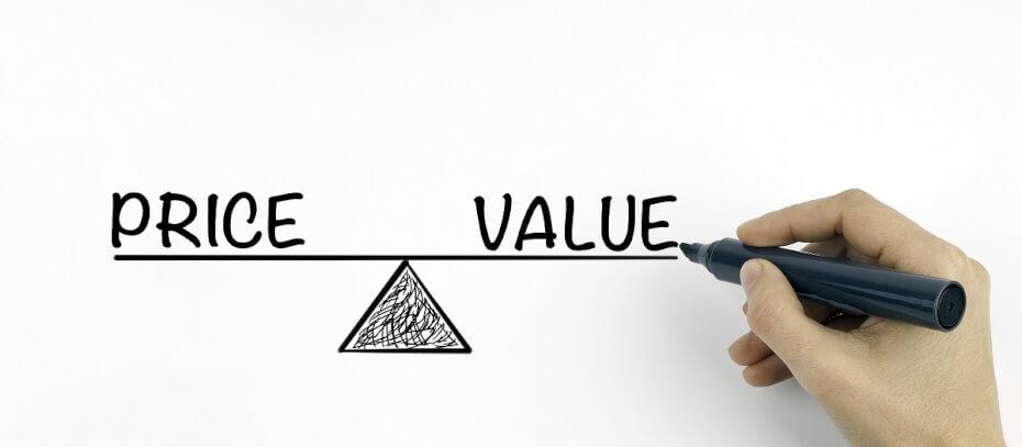 price-value