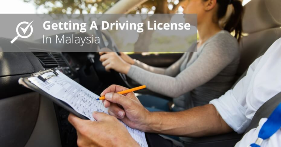 getting a driving license in malaysia