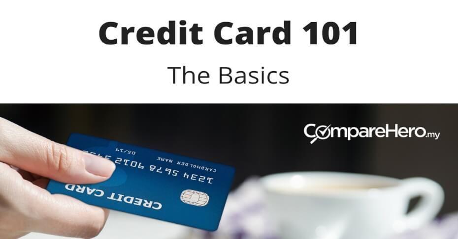 credit-card-101-the-basics