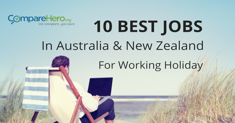 10 Best Paid Jobs On Working Holiday Visa In Australia & New