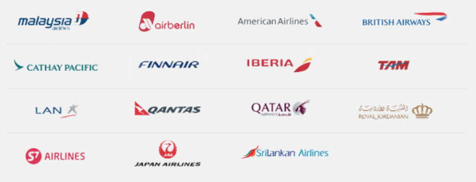oneworld-airline-members