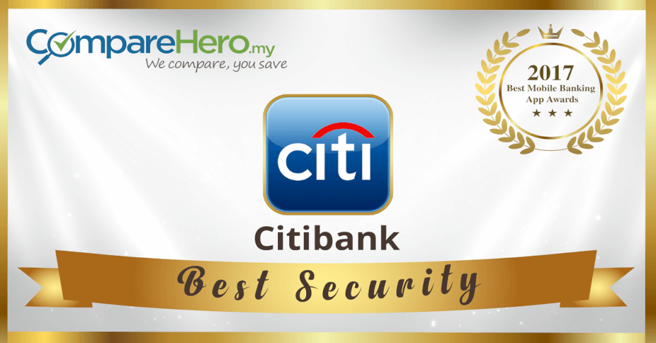 Best Security Mobile Banking Awards 2017