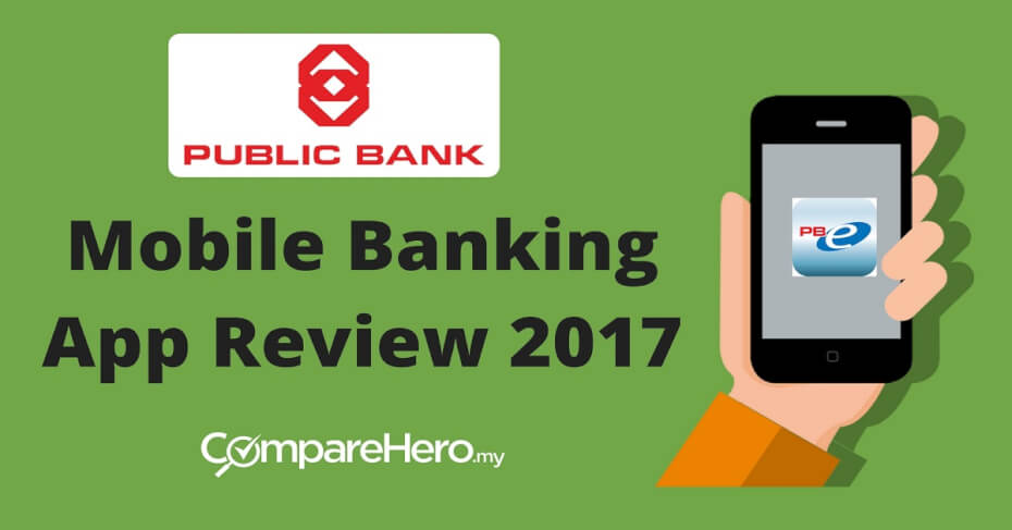 2017 Mobile Banking App Review: PB engage By Public Bank