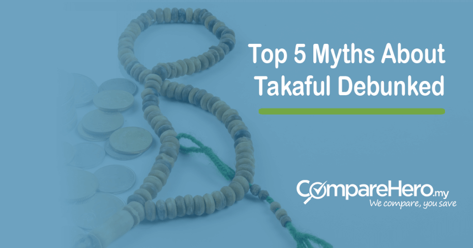 Top 5 Myths About Takaful Debunked