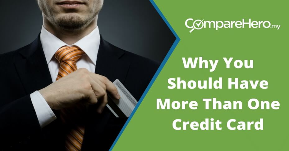 Have More Than One Credit Card