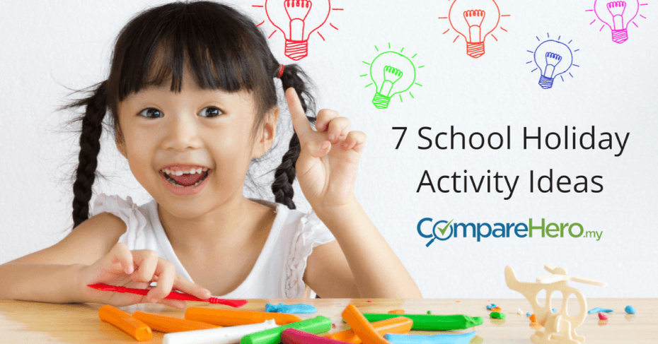 School Holiday Activity Ideas
