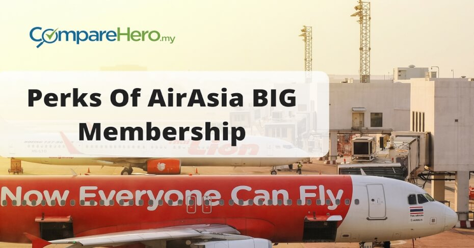 Airasia BIG membership