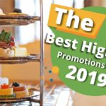 the best high tea promotions in Kuala Lumpur 2019