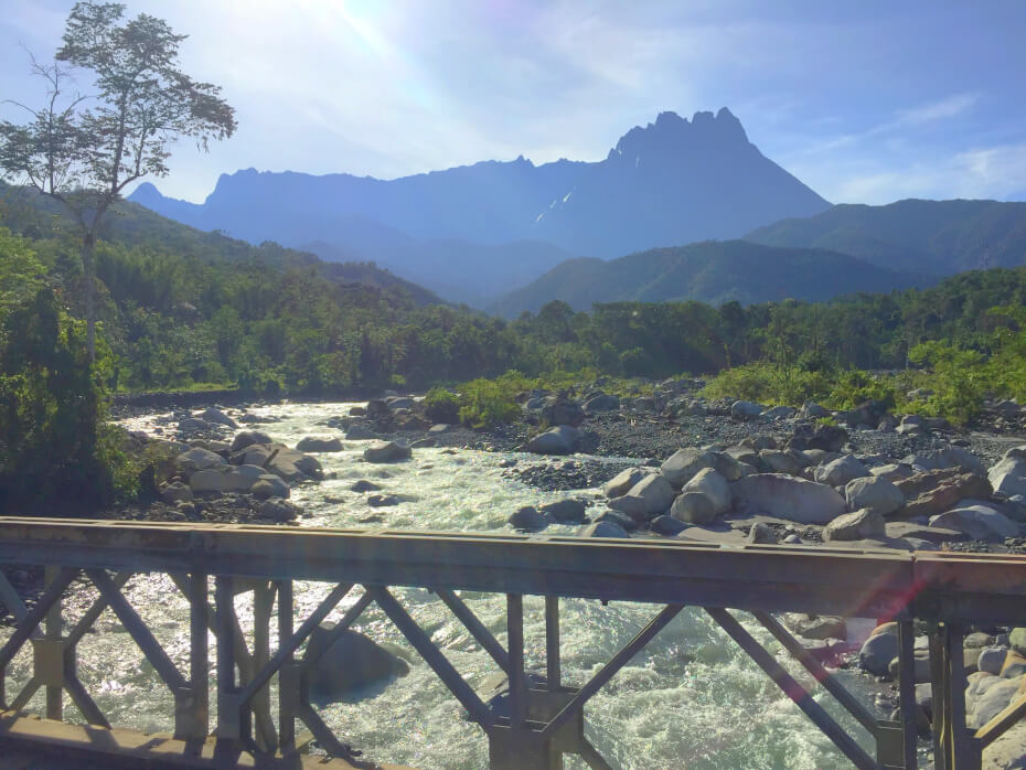 Don't forget to stop by this bridge for its breath-taking views while you are on your way to Tip Of Borneo.