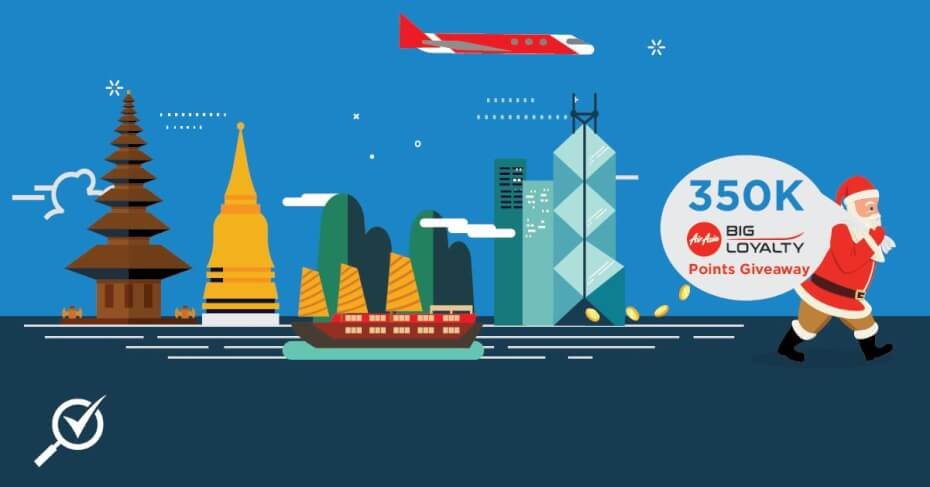 Apply for a credit card with us and stand a chance to win 50,000 AirAsia BIG Points Today!