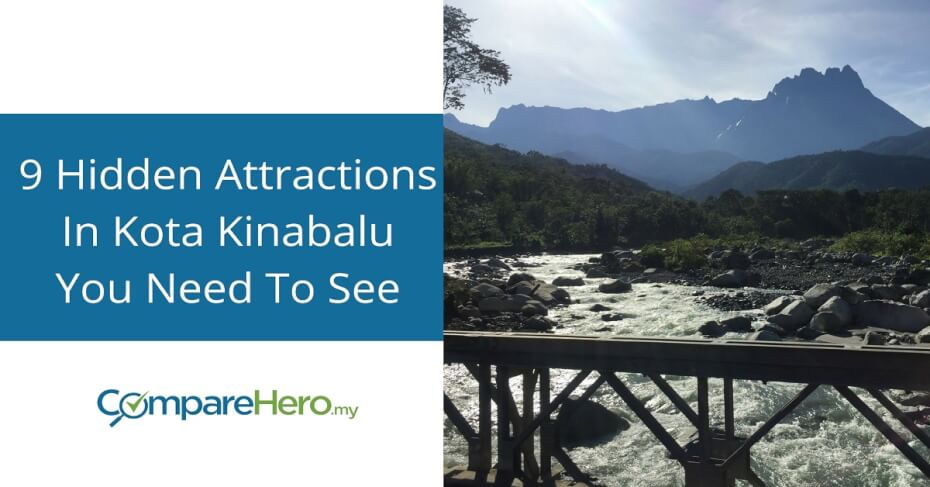 what to do in Kota Kinabalu