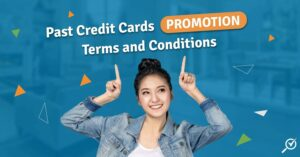 past credit card promotions terms and conditions
