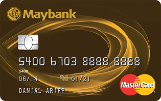 Maybank 2 Gold Card