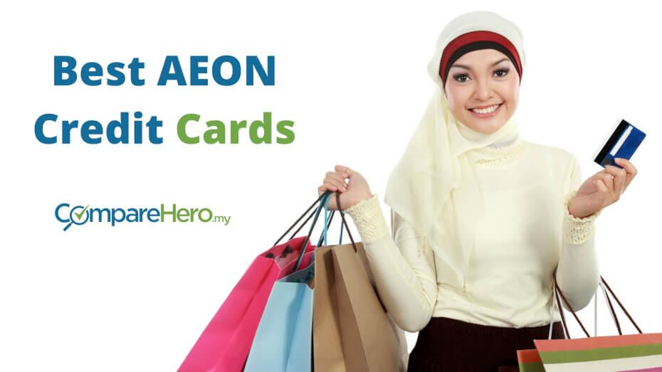 AEON Credit cards