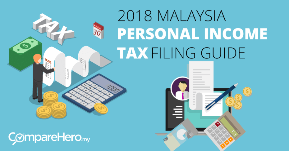 quick guide to filing your personal income tax for YA 2017