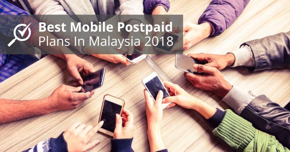 best mobile postpaid plans 2018